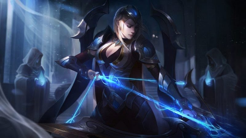 Ashe League of legends