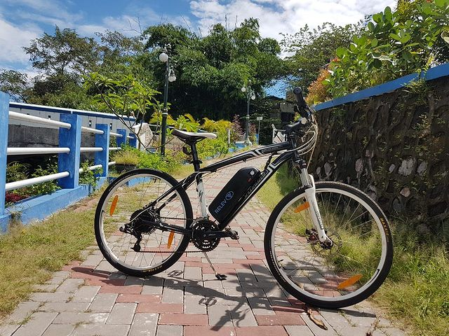 bengkel sepeda listrik terdekat