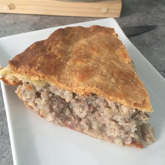 Tourtière (Meat Pie)