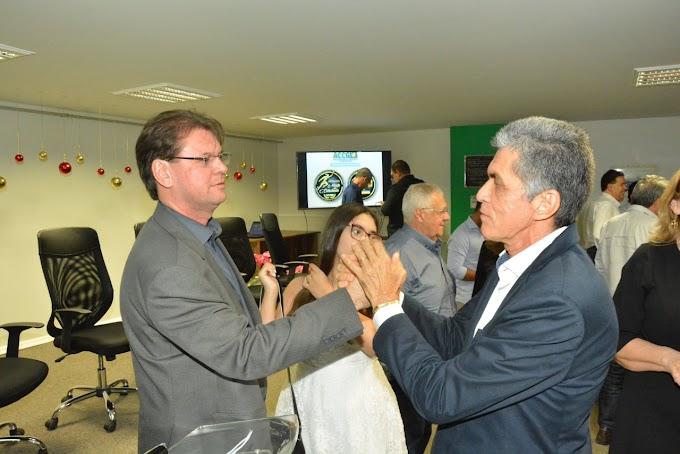 ACCG divulga edital de eleição e Andrade poderá ser o novo presidente
