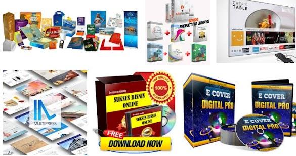 Kumpulan Produk Digital Premium Untuk Memperlancar Proses Belajar Anda