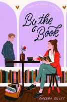 By The Book Cover by Amanda Sellet