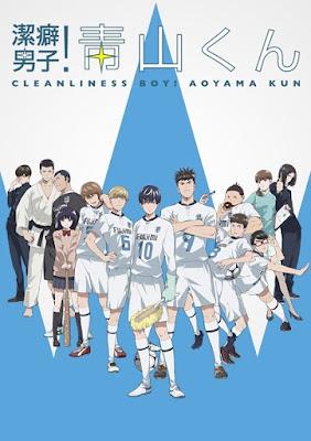 Cleanliness Boy! Aoyama-kun: Keppeki Danshi! Aoyama-kun: Clean Freak! Aoyama kun