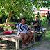 Pererat hubungan TNI dan Warga, Satgas 754 Kostrad lakukan Anjangsana di kampung Asmira.