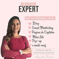Curso Blogger expert da Renata Massa