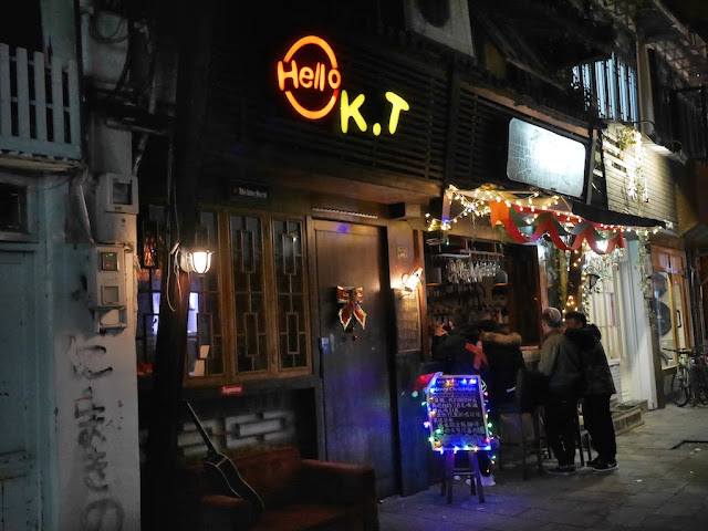 Hello K.T. Bar in Wenzhou, China