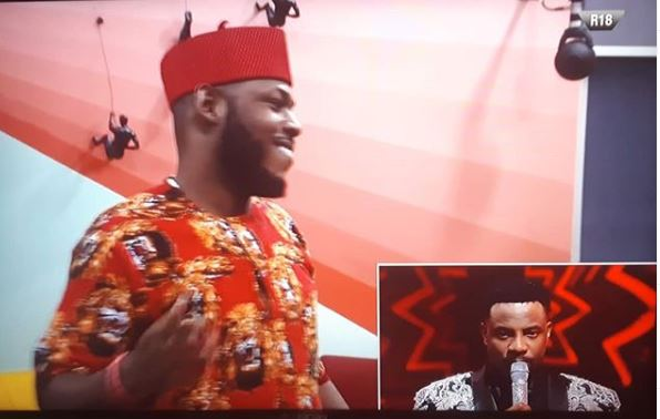 #BBNaija 2019: End of the road for Frodd - Video