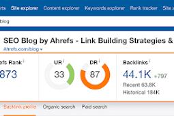 Cara Mudah Cek Backlink Website Dengan Tools Secara Gratis