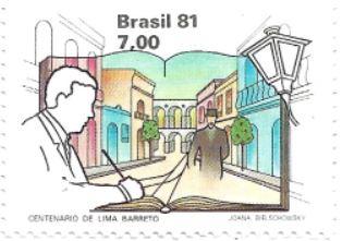 Centenário de Lima Barreto