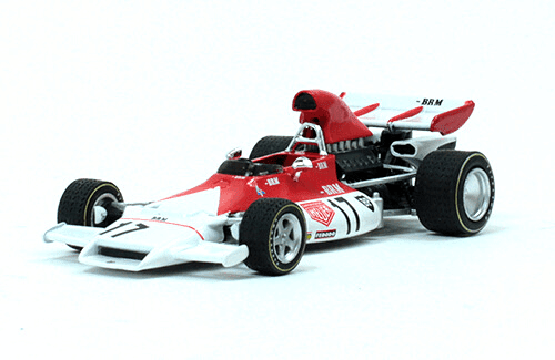 BRM P160B 1972 Jean-Pierre Beltoise f1 the car collection