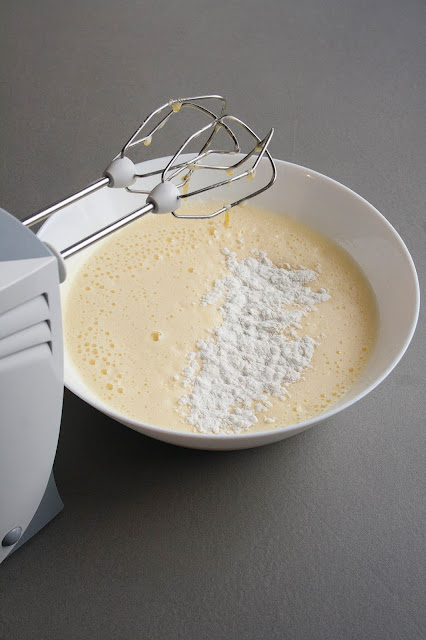 La ricetta della torta Maddalena step 3