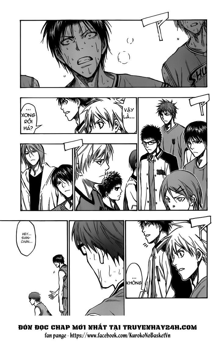 Kuroko No Basket chap 179 trang 14