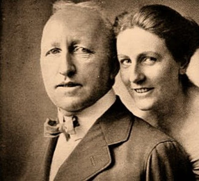 Siegfried and Winifred Wagner