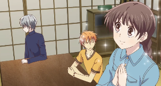 Fruits Basket 2019 Episodio 13