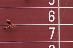 Alvin Tehupeiory Gagal Melaju ke Semifinal 100 Meter Putri di Olimpiade Tokyo 2020