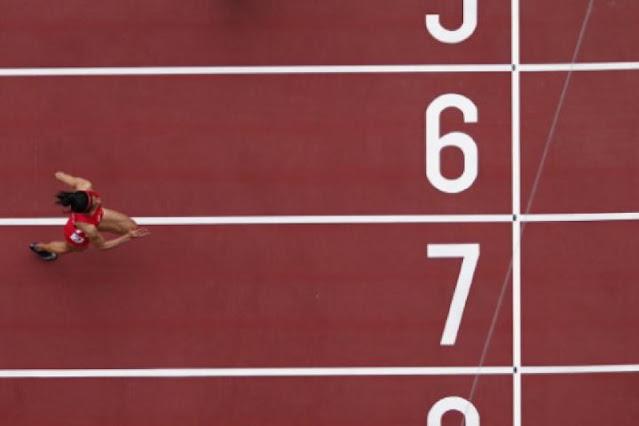 Alvin Tehupeiory Gagal Melaju ke Semifinal 100 Meter Putri di Olimpiade Tokyo 2020.lelemuku.com.jpg