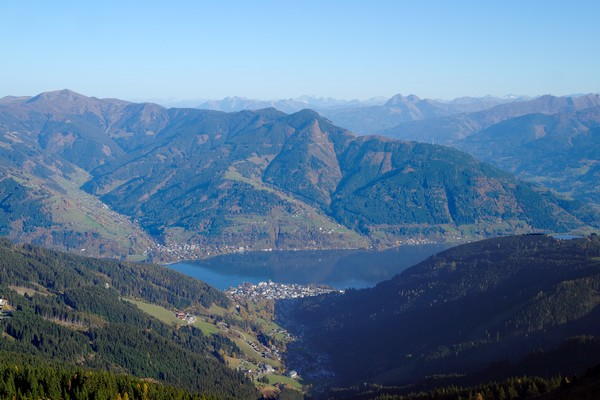 autriche salzbugerland zell am see randonnée schmittenhöhe