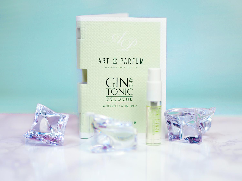 Art de Parfum Brand Focus Gin & Tonic Cologne