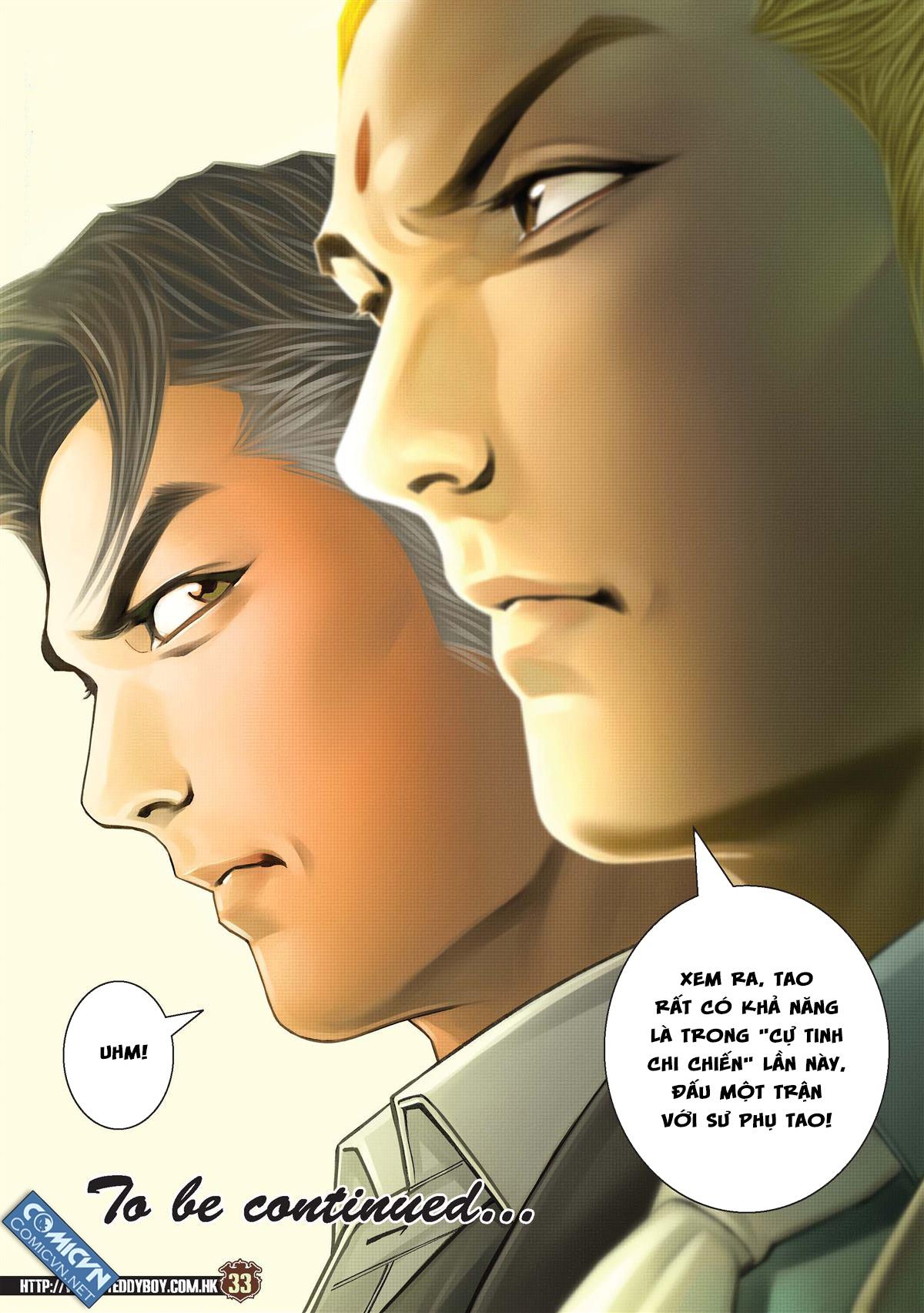 Người Trong Giang Hồ chapter 2113: cự tinh chi chiến trang 30