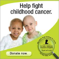 Donate to St.Judes Children's Research Hospital