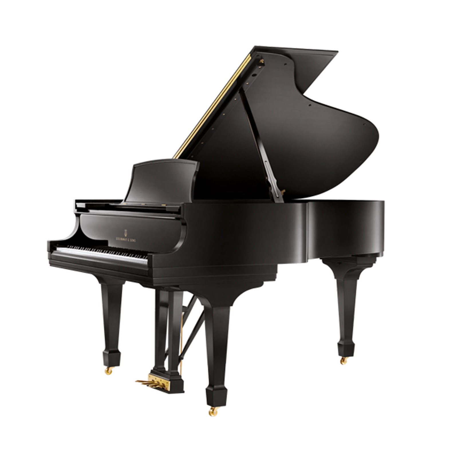 dan Piano Steinway Sons A-188