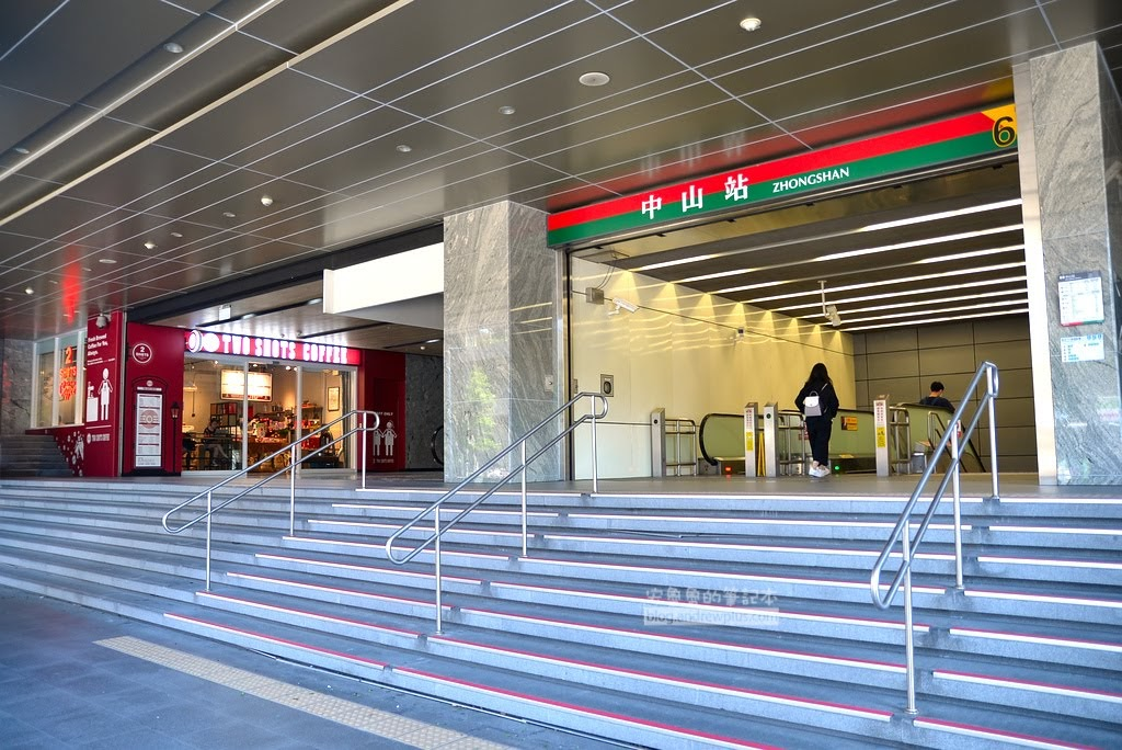 中山咖啡,中山站連鎖咖啡,中山站不限時咖啡廳