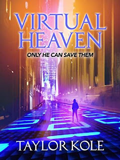 Virtual Heaven - a soft litrpg in the vein of Ready Player One by Taylor Kole