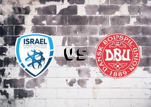 Israel vs Dinamarca  Resumen