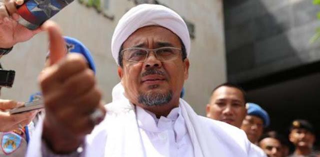 Ini Agenda Pertama Habib Rizieq Saat Sampai di Indonesia Menurut Novel