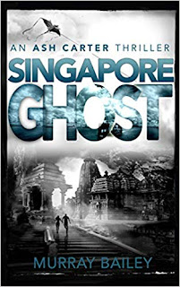 Photo of the book cover of Singapore Ghost by Murray Bailey