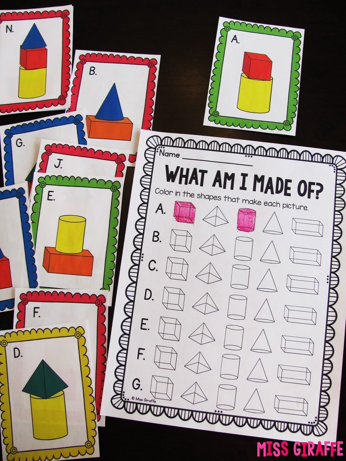 15 fun hands on activities for learning about 2d and 3d