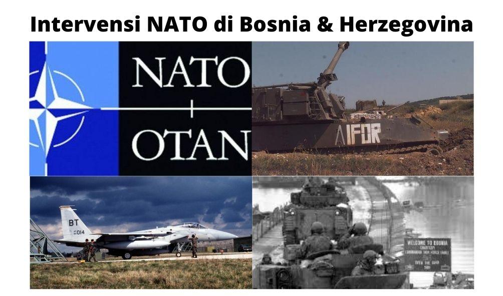 Intervensi NATO di Bosnia-Herzegovina