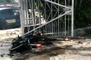 Diduga Bom Bunuh Diri Meledak di Depan Gereja Katedral Makassar, Begini Kondisi Potongan Tubuh