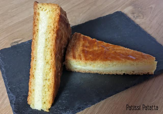 recette de gâteau basque, gâteau basque, recette Ferrandi, spécialité basque, dessert basque, pâtisserie, gâteau basque maison, crème pâtissière, patissi-patatta