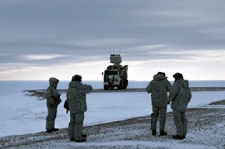 Militer Rusia di Arktik