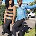 Actress Chioma Chukwuka & Omoni Oboli Takes A Selfie On Set Of #WiveOnStrikeTheRevolution