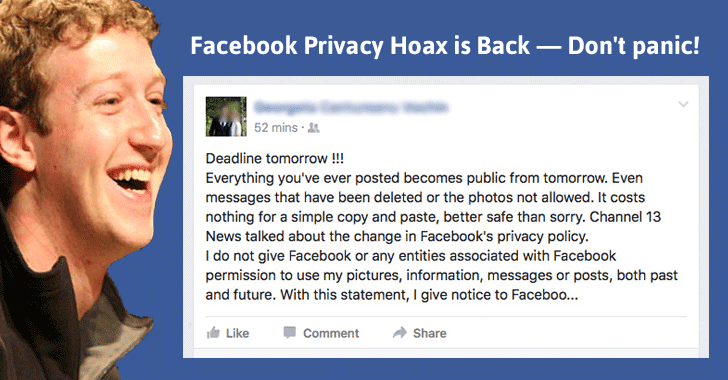facebook-privacy-hoax-message