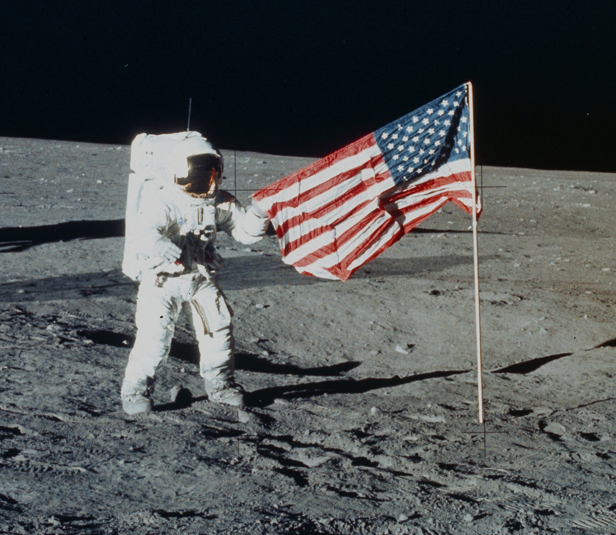 The theory of the lunar conspiracy received a new confirmation
