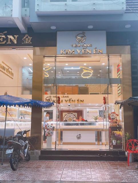 Tiệm vàng Kim Yến Én - Nơi hội tụ những trang sức cao cấp