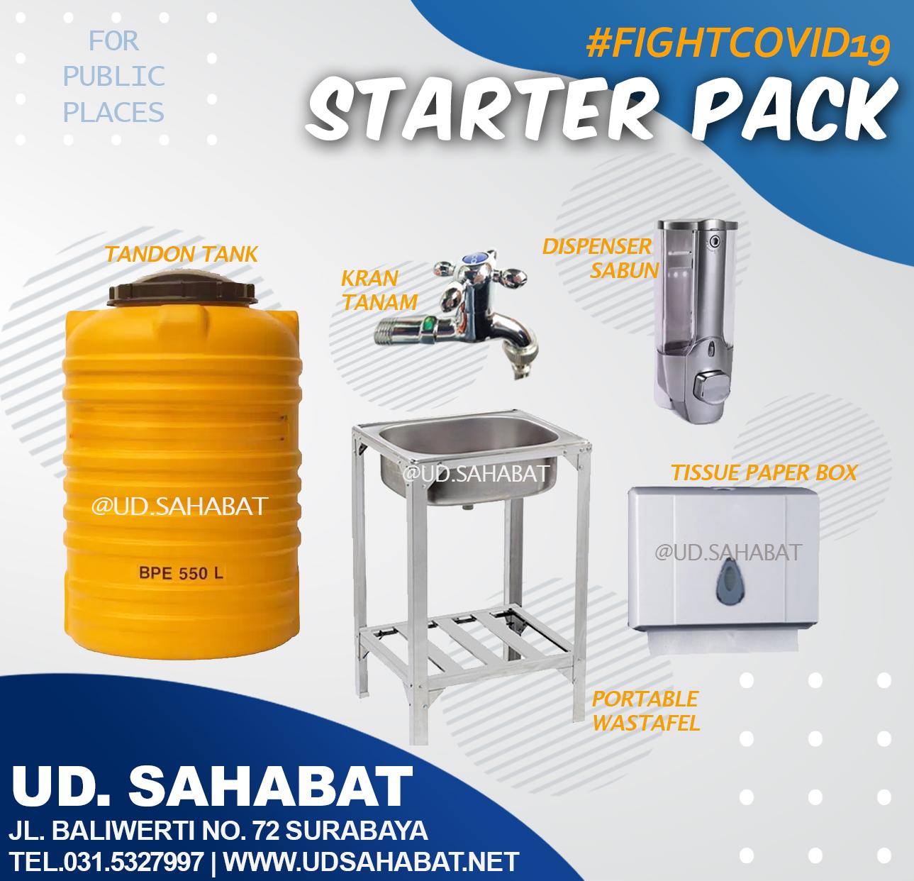 jual wastafel portable cuci tangan surabaya