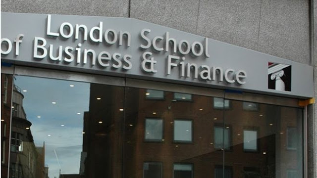 Học bổng London School of Business and Finance