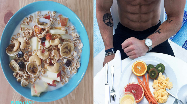 Best Healthy Meal Breakfast for Athletes not expensive