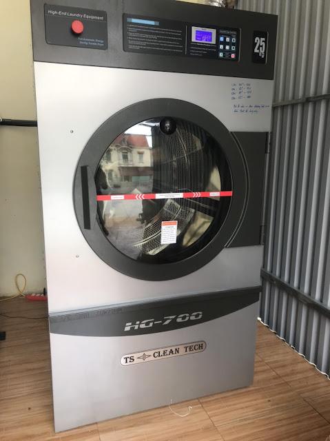 máy sấy quần áo ở Bắc Ninh