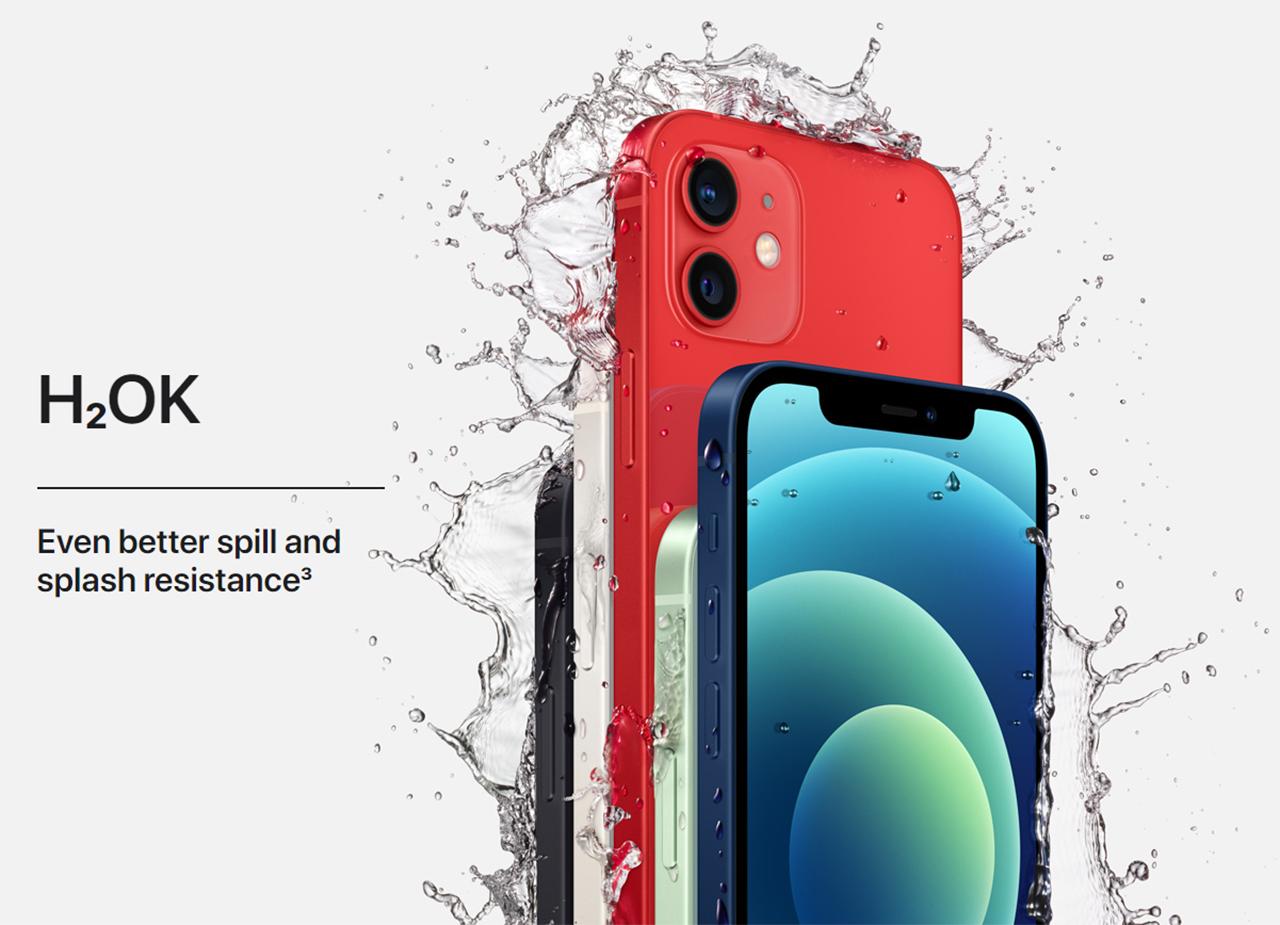 iPhone 12 H2O OK