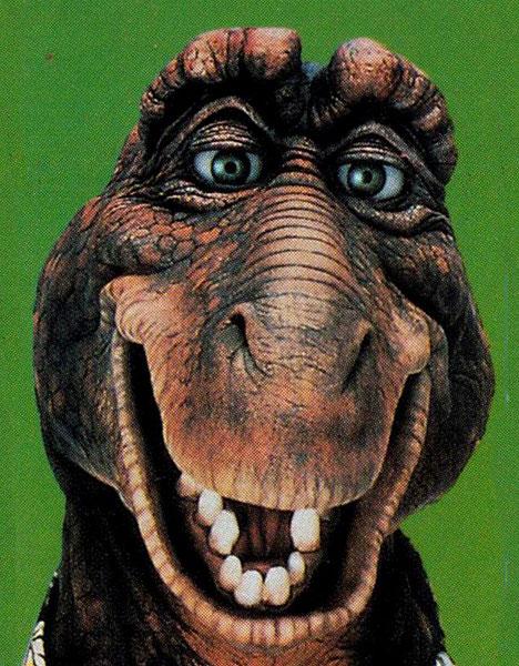 Dinosaurios Roy Hess