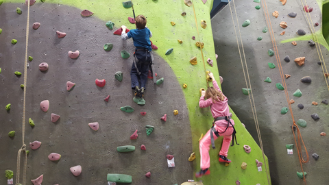 High Point Climbing and Fitness center