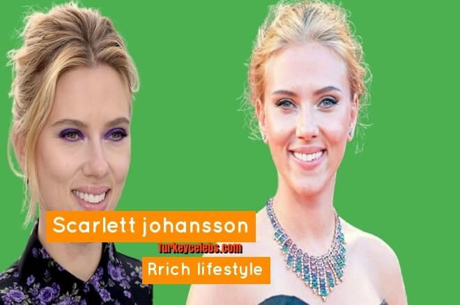 Scarlett johansson the rich lifestyle a beauty icon in hollywood .