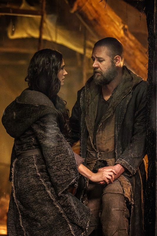 noah nuh buyuk tufan jennifer connelly russell crowe