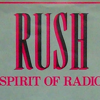 The Spirit of Radio, Apresiasi Rush Untuk Dunia Broadcasting