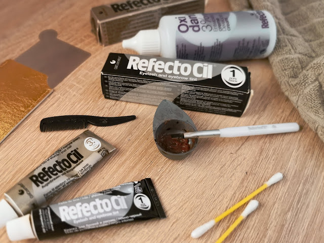 Obočie si doma môžete farbiť kedy chcete, to je hlavná výhoda Refectocil